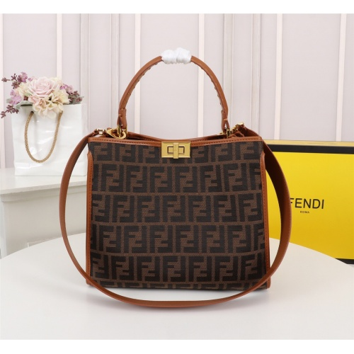 Fendi AAA Quality Handbags For Women #820477