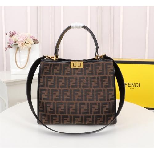 Fendi AAA Quality Handbags For Women #820478