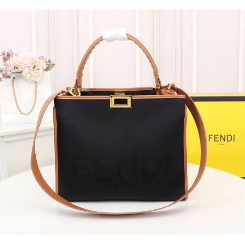 Fendi AAA Quality Handbags For Women #820481
