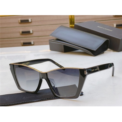 Yves Saint Laurent YSL AAA Quality Sunglassses #820482