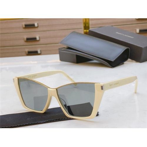 Yves Saint Laurent YSL AAA Quality Sunglassses #820485