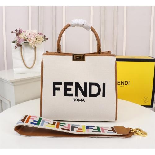 Fendi AAA Quality Handbags For Women #820488