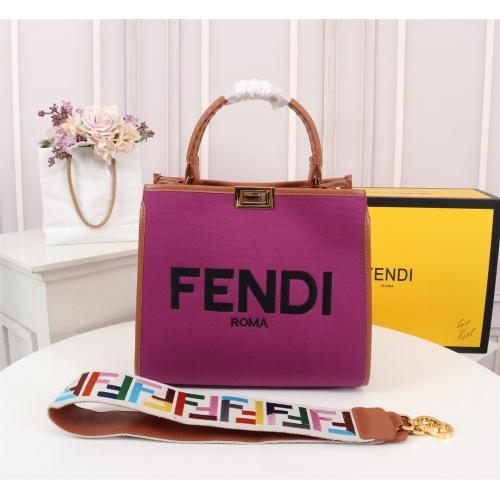 Fendi AAA Quality Handbags For Women #820489