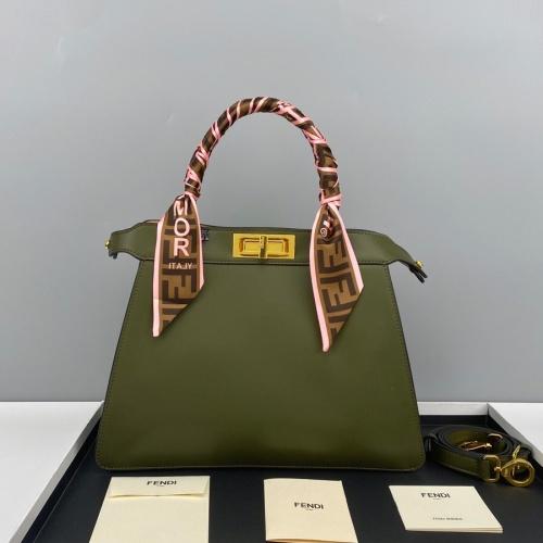 Fendi AAA Quality Handbags For Women #820502