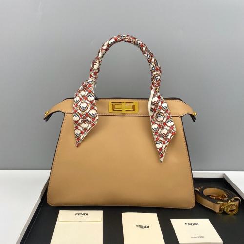 Fendi AAA Quality Handbags For Women #820504