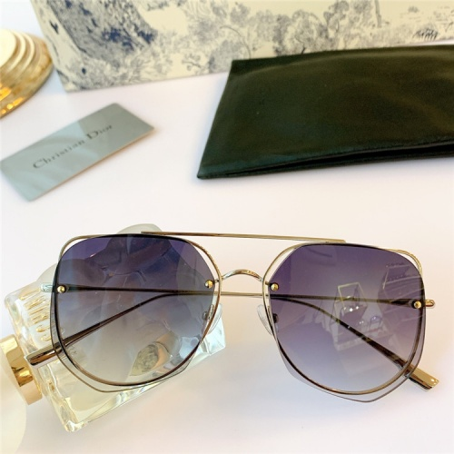 Christian Dior AAA Quality Sunglasses #820506