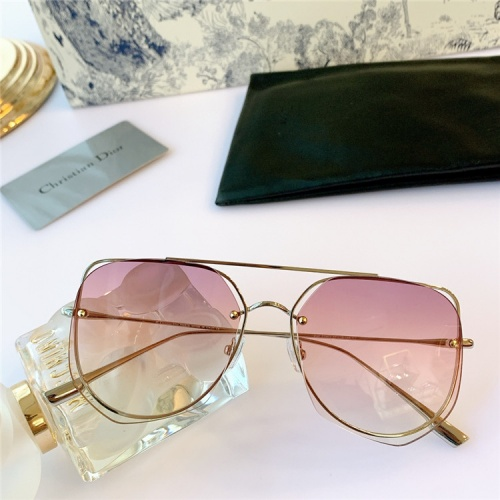 Christian Dior AAA Quality Sunglasses #820507