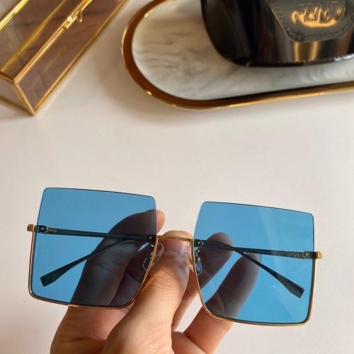 Fendi AAA Quality Sunglasses #820518