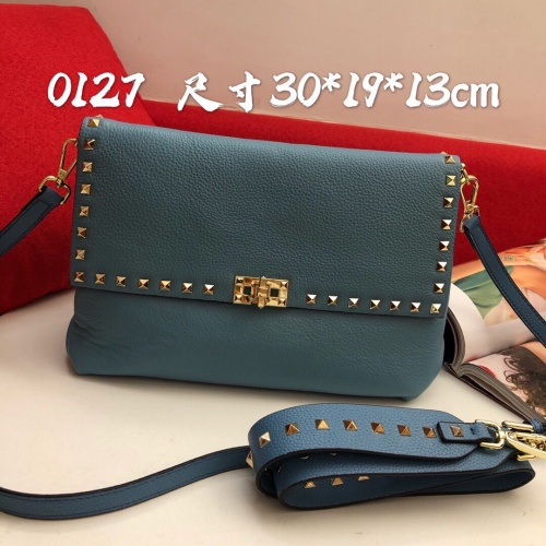Valentino AAA Quality Messenger Bags For Women #820562 $115.00 USD, Wholesale Replica Valentino AAA Quality Messenger Bags