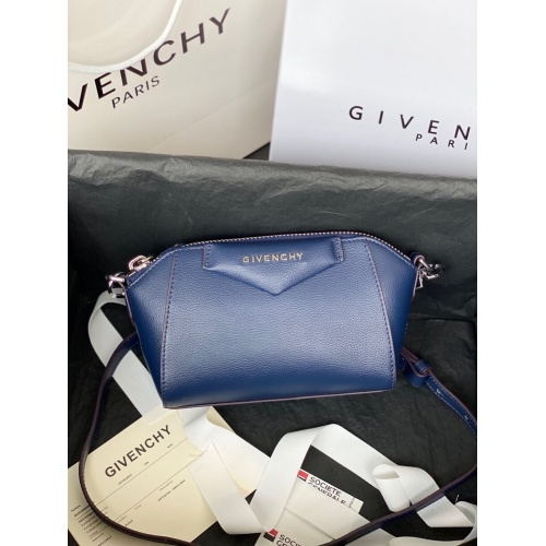 Givenchy AAA Quality Messenger Bags For Women #820609 $162.00, Wholesale Replica Givenchy AAA Quality Messenger Bags