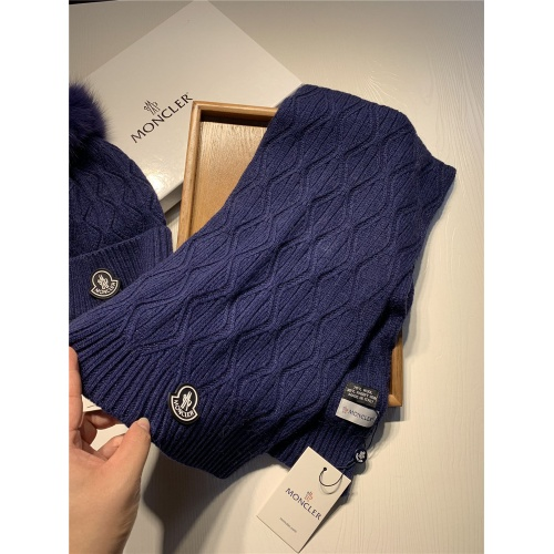 Replica Moncler Scarf & Hat Set #820644 $56.00 USD for Wholesale