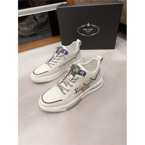 Prada Casual Shoes For Men #820666