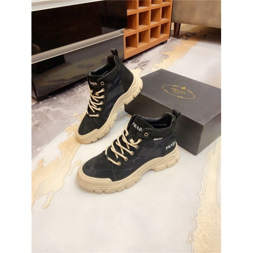 Prada Boots For Men #820670