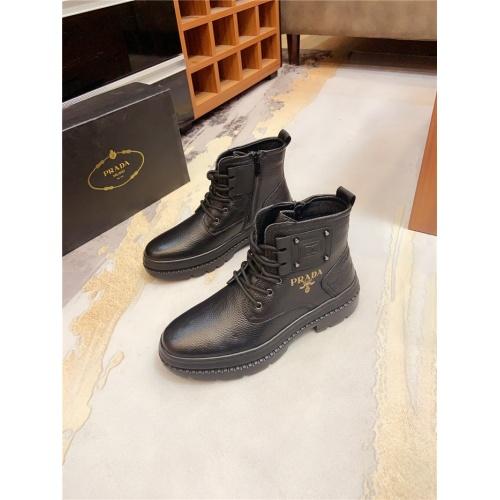 Prada Boots For Men #820673
