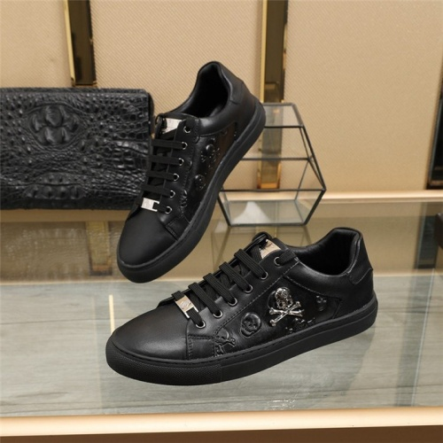 Philipp Plein PP Casual Shoes For Men #820719