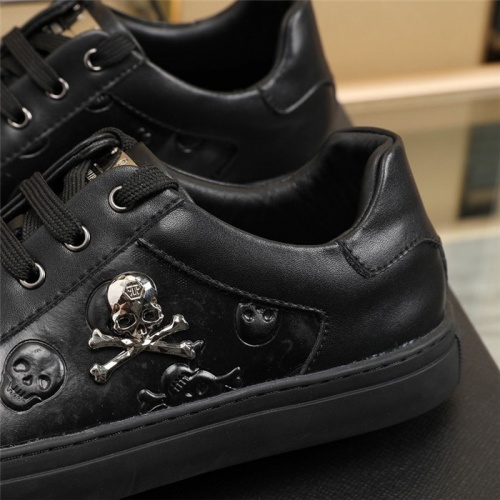 Replica Philipp Plein PP Casual Shoes For Men #820719 $80.00 USD for Wholesale