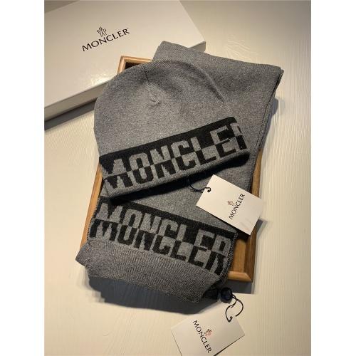 Moncler Scarf & Hat Set #820810