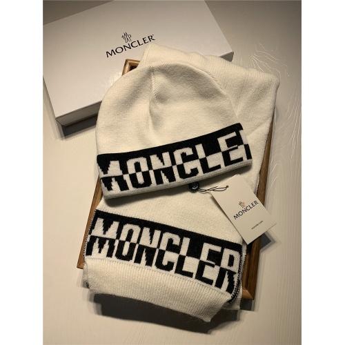 Moncler Scarf & Hat Set #820811
