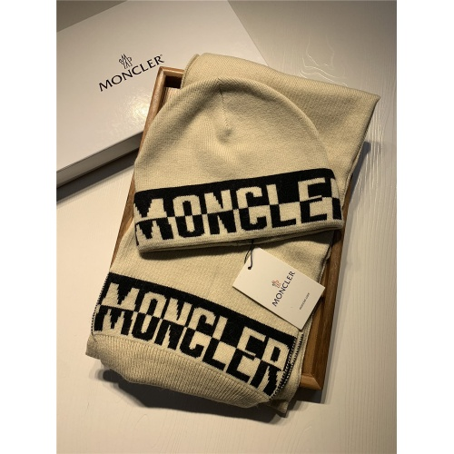 Moncler Scarf & Hat Set #820812