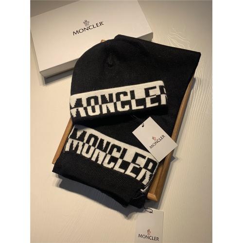 Moncler Scarf & Hat Set #820813