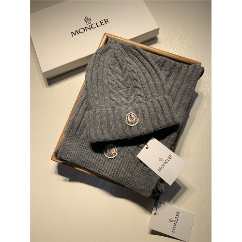 Moncler Scarf & Hat Set #820814