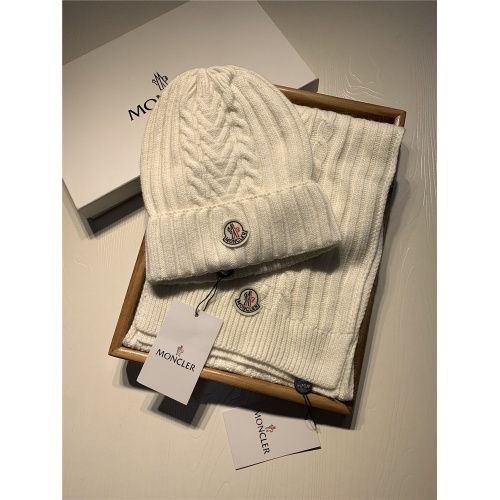 Moncler Scarf & Hat Set #820816