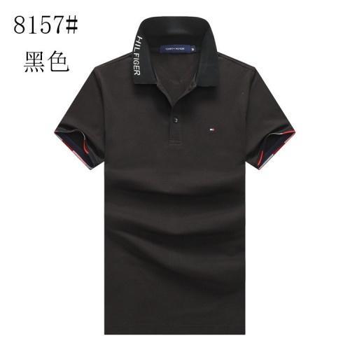 Tommy Hilfiger TH T-Shirts Short Sleeved Polo For Men #820893