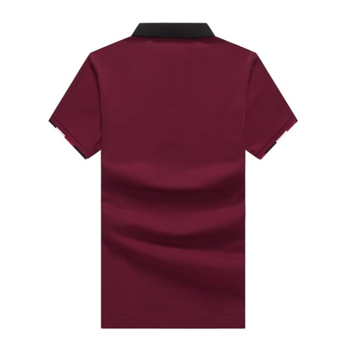 Replica Tommy Hilfiger TH T-Shirts Short Sleeved Polo For Men #820894 $24.00 USD for Wholesale
