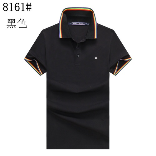Tommy Hilfiger TH T-Shirts Short Sleeved Polo For Men #820906 $24.00 USD, Wholesale Replica Tommy Hilfiger TH T-Shirts
