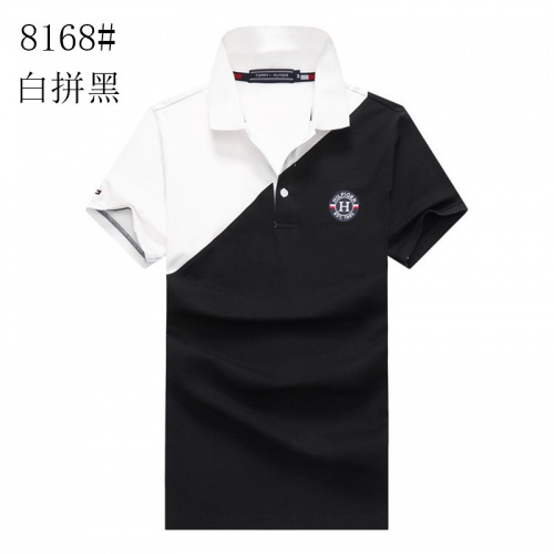 Tommy Hilfiger TH T-Shirts Short Sleeved Polo For Men #820923
