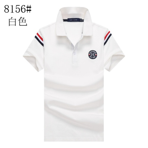 Tommy Hilfiger TH T-Shirts Short Sleeved Polo For Men #820925