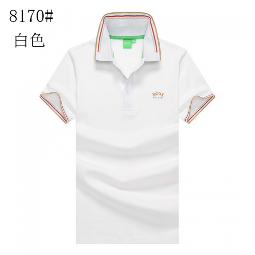 Boss T-Shirts Short Sleeved Polo For Men #820929