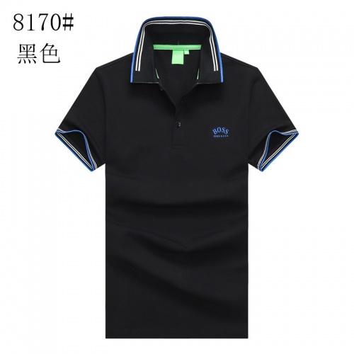 Boss T-Shirts Short Sleeved Polo For Men #820930