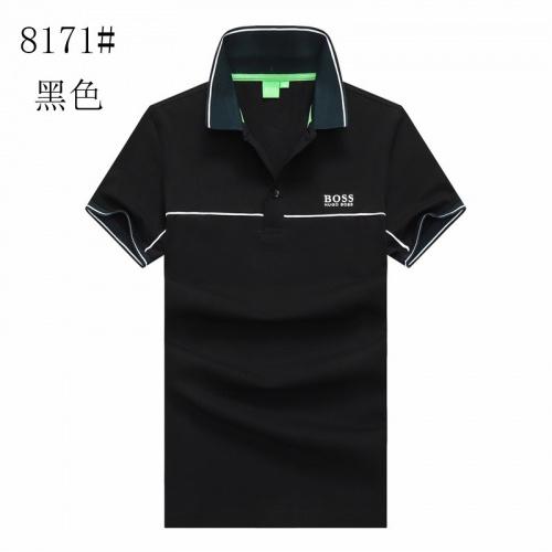 Boss T-Shirts Short Sleeved Polo For Men #820933