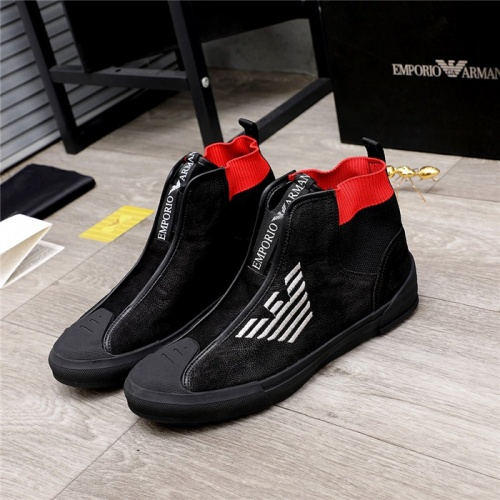 Armani Boots For Men #821030