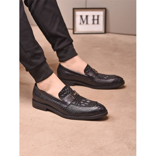 Hermes Leather Shoes For Men #821087