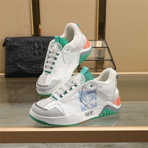 Off-White Casual Shoes For Men #821103