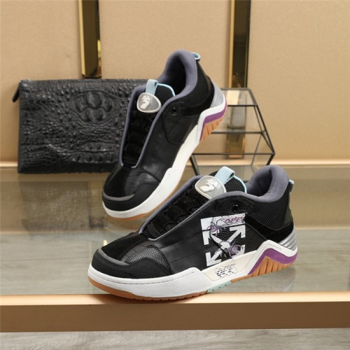 Off-White Casual Shoes For Men #821104