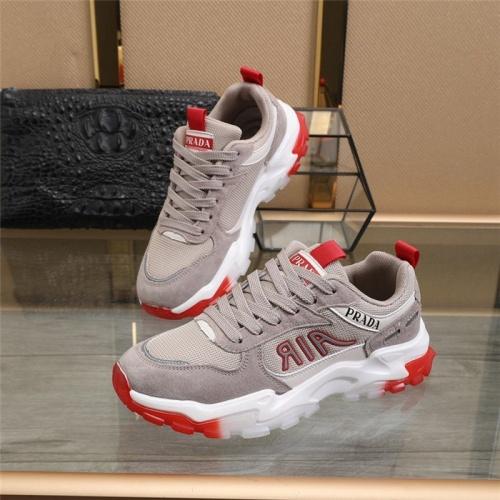 Prada Casual Shoes For Men #821106