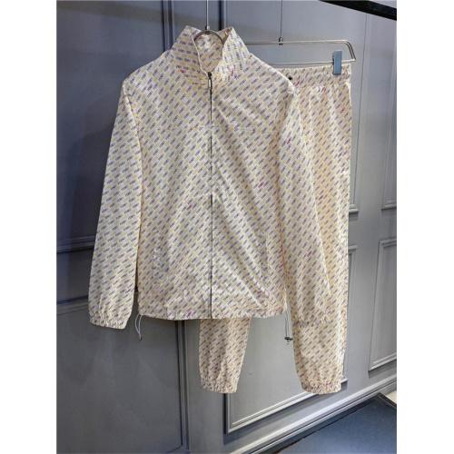 Fendi Tracksuits Long Sleeved Zipper For Men #821191