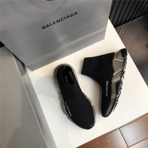 Balenciaga Boots For Men #821196