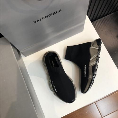 Balenciaga Boots For Men #821196