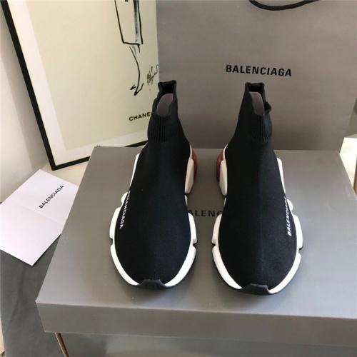 Replica Balenciaga Boots For Men #821200 $85.00 USD for Wholesale