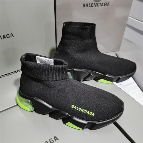Balenciaga Boots For Men #821202