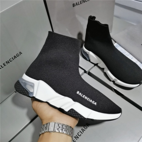 Balenciaga Boots For Men #821204
