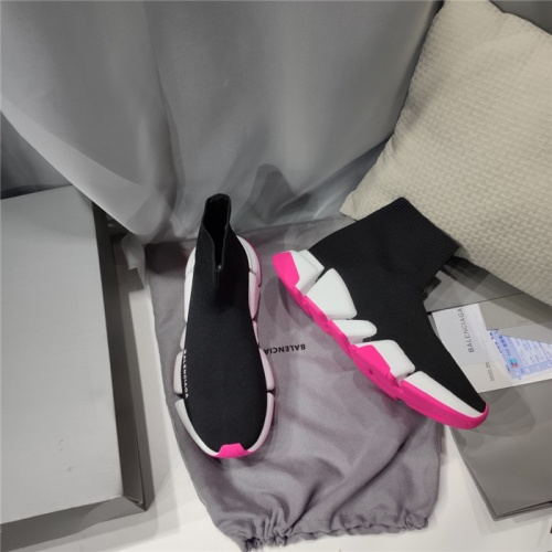 Replica Balenciaga Boots For Men #821207 $98.00 USD for Wholesale