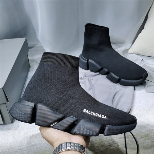 Balenciaga Boots For Men #821209