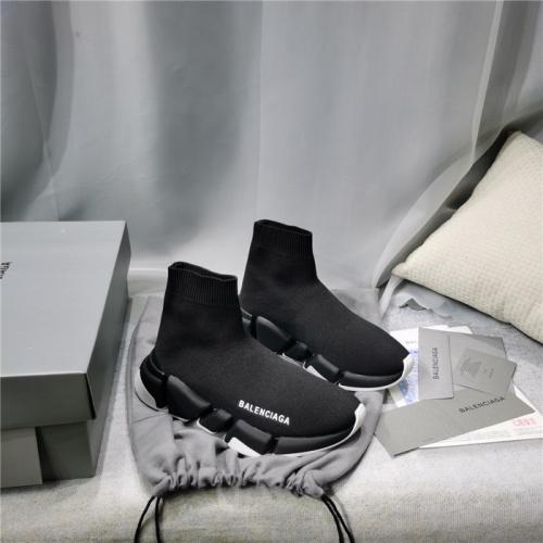 Balenciaga Boots For Men #821214 $98.00 USD, Wholesale Replica Balenciaga Boots