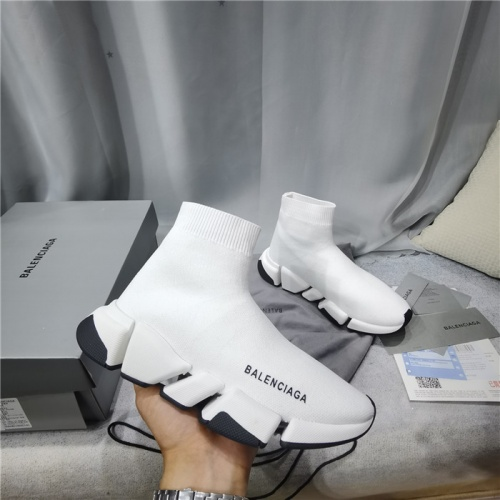 Balenciaga Boots For Men #821215