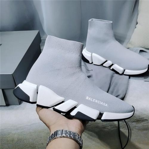 Balenciaga Boots For Men #821216